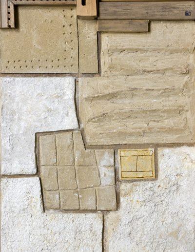 138. Fal jellel 2009. ( 60x43 cm) v.t.
