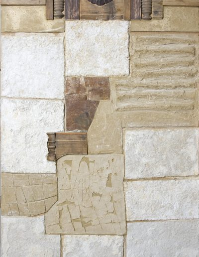 159.Kunmadarasra gondolok VIII. 2009. (134x100 cm) v.t.