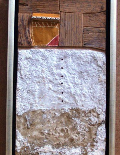 248. Deszkás kép 2013. (43x23 cm) v.t.