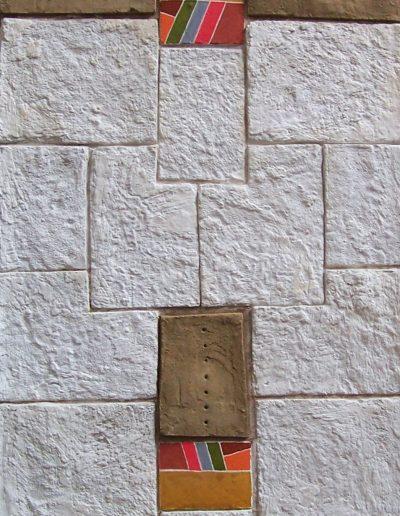 267. Szürke tetejű kép 109x55cm. 2015