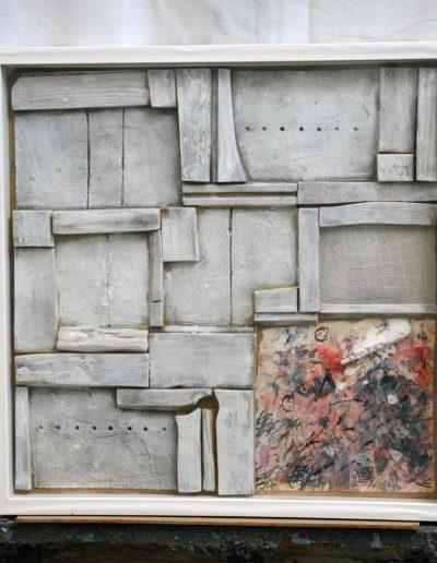 302. Fehér kép 2012. (50x50 cm) v.t.