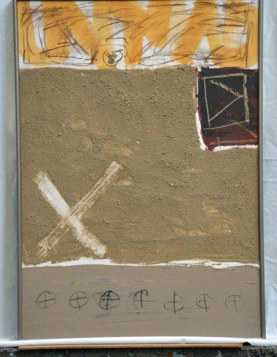 320. Cím nélkül 1991. (70x50 cm) v.t.