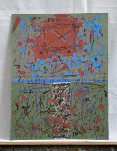 323.Cím nélkül 1991. 07. (36x27,5 cm) v.t.