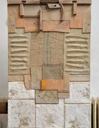 365. Kunmadarasra gondolok X. 2013.02.07. (130x84 cm) v.t.