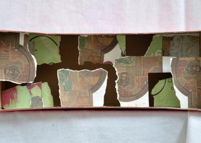 384. Kis barna doboz 2009.09.27.(11x28 cm) papír