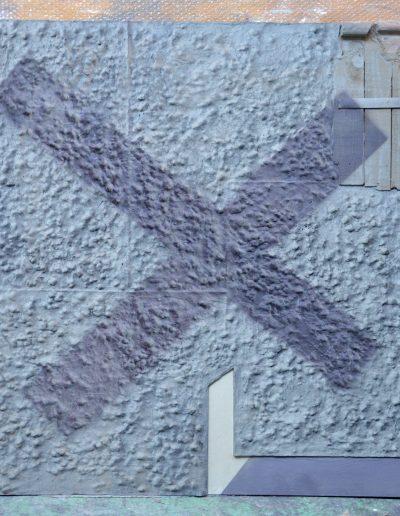 422. Fal X. év nélkül (199x160 cm) v.t.
