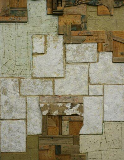 85. Életem Kunmadaras I. 2006. (190x120 cm) v.t.