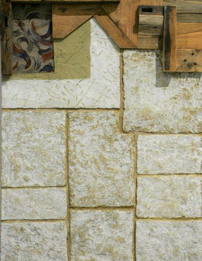 90. Kunmadarasra gondolok IV. 2005. (130x85 cm) v.t.