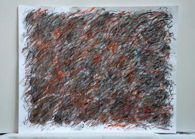 543. Cím nélkül 2008.08.02. (40x50 cm) v.t.