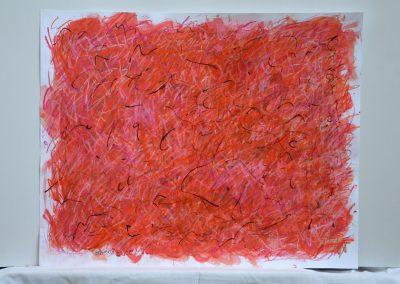 548. Cím nélkül 2008.06.30. (40x50 cm) v.t.