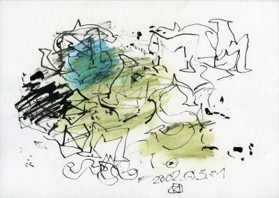 588. Cím nélkül 2002.03.19. (21x29,7 cm)